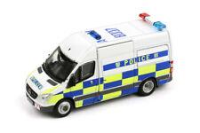 Tiny City 43 Mercedes-Benz Sprinter Hong Kong Police Vehicle Traffic Diecast