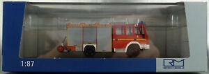 Rietze 60687 Iveco Magirus EuroFire LF 16/12 Feuerwehr Hanau 1/87 HO