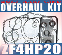 Overhaul for ZF4HP20.PSA citroen peugeot gearbox kit.Gearbox seal and gasket kit