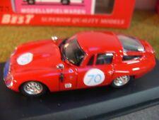 1/43 Best 9062 Alfa Romeo TZ1 Targa Florio 65 #70