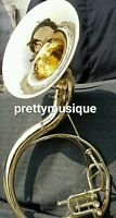 """SOUSAPHONE 22"""" BELL BRAND NEW IN BRASS POLISH + CASE+FREE SHIPPING LATEST LAUNCH"""