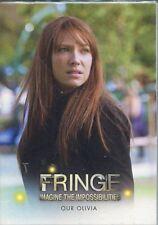 Fringe Seasons 3 & 4 Complete 73 Card Base Set