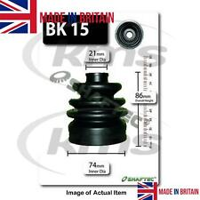 New Genuine SHAFTEC Driveshaft CV Boot Bellow Kit BK15 Top Quality