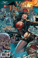 Grimm Fairy Tales: Van Helsing vs. The Mummy of Amun-Ra 6 Cover A