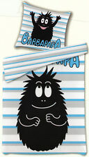 Renforcé 80 x 80 cm bunt Bettwäsche Familie Barbapapa 135 x 200 cm