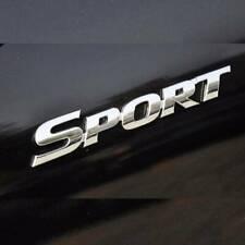 3D SPORT Chrome Logo Emblem Badge Sticker Metal Auto Car Racing Logo Door Decals