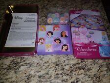 Disney Princess Checkers