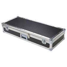 "Diamond Plate Light Duty 1/4"" ATA Case for M-AUDIO VENOM 49 KEY KEYBOARD"