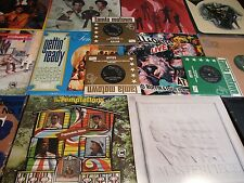 TEMPTATIONS 15 LPS MASTERPIECE CLOUD 9 PSYCHEDELIC SHACK PUZZLE GET READY + 45'S