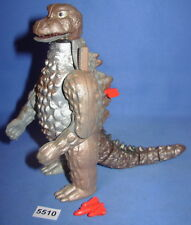 "Bullmark Godzilla Diecast Metal 5"" Vintage  Brown Version1975 Japan Figure #2"
