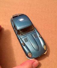 'Corgi Toys' Blue Jaguar 335 E Type 2+2 4.2 Litre, Made in Great Britain