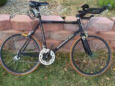 Quintana Roo 7005 Elite Carbonaero Triathlon Bike - Te Quilo- 60cm Shimano