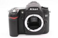 Nikon D D80 10.2MP Digital SLR Camera - Black (Body Only)