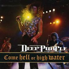 Deep Purple - Come Hell or High Water [New CD] Germany - Import