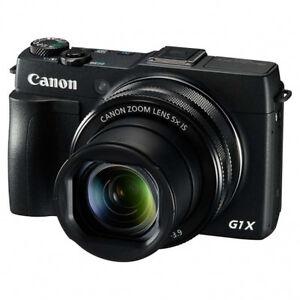 Canon Powershot G1X Mark II Neuware Fachhändler G1 X MK II + DCC-1820