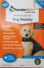 thundershirt LARGE dog anxiety shirt grey/solid grey/camouflage