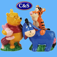 Disney Winnie the Pooh and friends- Magnetic Salt & Pepper Shakers (19636)