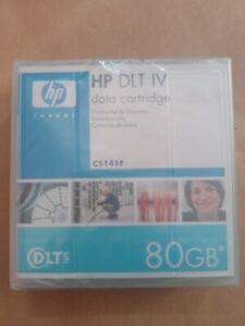 HP DLT IV Data Cartridge 80GB, DLT Tape, C5141F