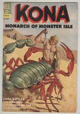 Kona Monarch of Monster Isle #9 January 1964 G/VG Giants of the Desert