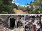 Hualapai Arizona Gold Silver Mine Historic Hidden Mining Claim Adit Shaft Au Ag For Sale