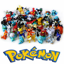 Pikachu Pokemon Monster Action Figures Lot 144 pcs Mini Pokémon Toys 2-3 cm Gift