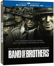 Band of Brothers (Blu-ray Disc, 2015, 6-Disc Set) +Digital HD Box Set HBO New
