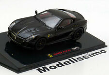 1:43 Hot Wheels Elite Ferrari 599 GTO 2010 black