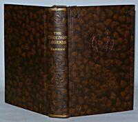 Ghosts WITCHES, Ghost Stories, Ingoldsby Legends, C1930, Vintage Book  - Classic