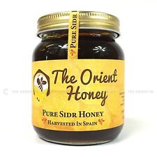 500g Pure Sidr Honey Top Quality 100% Authentic Royal Raw Organic No Chemicals