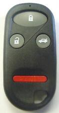 keyless remote entry car starter for Honda CRV 02-04 344H-A key fob transmitter