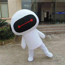 Advertising TH Robot Mascot Costume Promotion Suit Facny Dress Adult Outfit 2018
