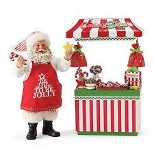 Dept 56 Possible Dreams Santas Sweet Shop 4057012 Santa Claus NEW NIB