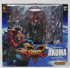 Street Fighter V Master of The Fist Akuma 1/12 Scale Action Figure