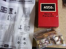 Asco 9202 Contact Switch Repair Kit Copper with Silver Contacts 150-200 2 Pole