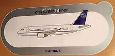 AI JETLINER, A319, Sticker, Aufkleber, High Quality, neu/new, TOP & SELTEN !!!