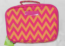 NWT VERA BRADLEY LIGHTEN UP LUNCH MATE cooler bag in ZIGGY ZAGS 13798-184
