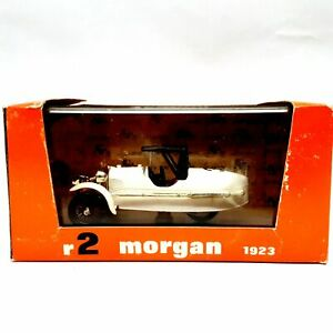Vintage Brumm Cyclecar R2 Morgan 1923 Revival Series 2 Diecast Metal Car Italy