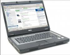Dell Inspiron 1300 laptop - Pentium – 15 inch  screen – Silver colour