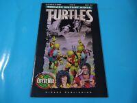 Teenage mutant ninja turtles TMNT #62 last issue nice mirage comics Comic book a