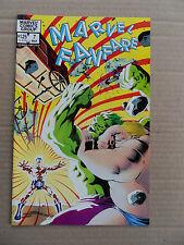 Marvel Fanfare 7 . Hulk - Marvel 1983 - VF - minus