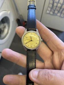 1960s Winegartens Ltd of London Wrist Watch in Working Order Automatic