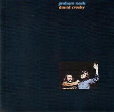 GRAHAM NASH - DAVID CROSBY / CD (ATLANTIC RECORDING 1972) - NEU