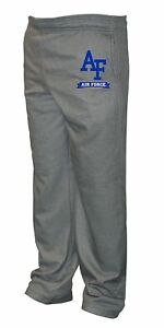 Air Force Falcons NCAA Big Men's Poly Fleece Warm Up Pants, Size 3XL, NWT