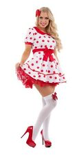 Rag Doll Miss Dolly Female Fancy Dress Costume - Large (UK 16-18)