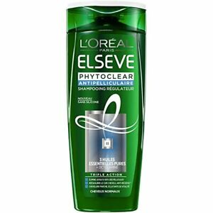 L'OREAL Phytoclear Shampooing Antipelliculaire Aux 3 Huiles 250ml* 3600523426751