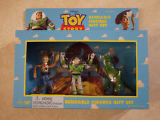 Toy Story Bendable Collectible Figure Gift Set by Thinkway
