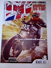 magazine moto Twin Triple- T T - N°8 - motos anglaises