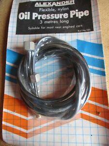 186 Alexander Flexible Oil Pressure Pipe 3 Metres Long