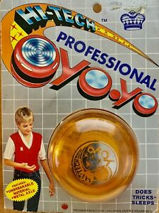 Yo Yo Imperial Hi Tech Professional Yoyo Sealed Original Carton NRFB