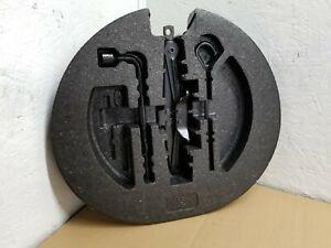 2006-2011 Honda Civic Spare Tire Jack & Tool Kit Foam Lug Wrench OEM #S317